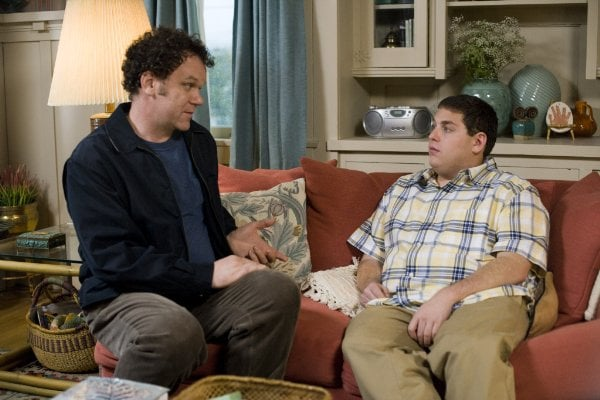 Review of Jonah Hill and John C. Reilly in Cyrus at the 2010 Sundance Film Festival 2010-01-29 07:30:00