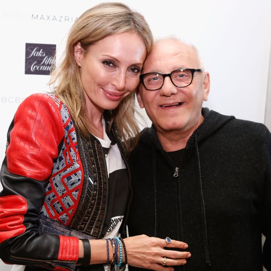 Lubov Azria and Max Azria