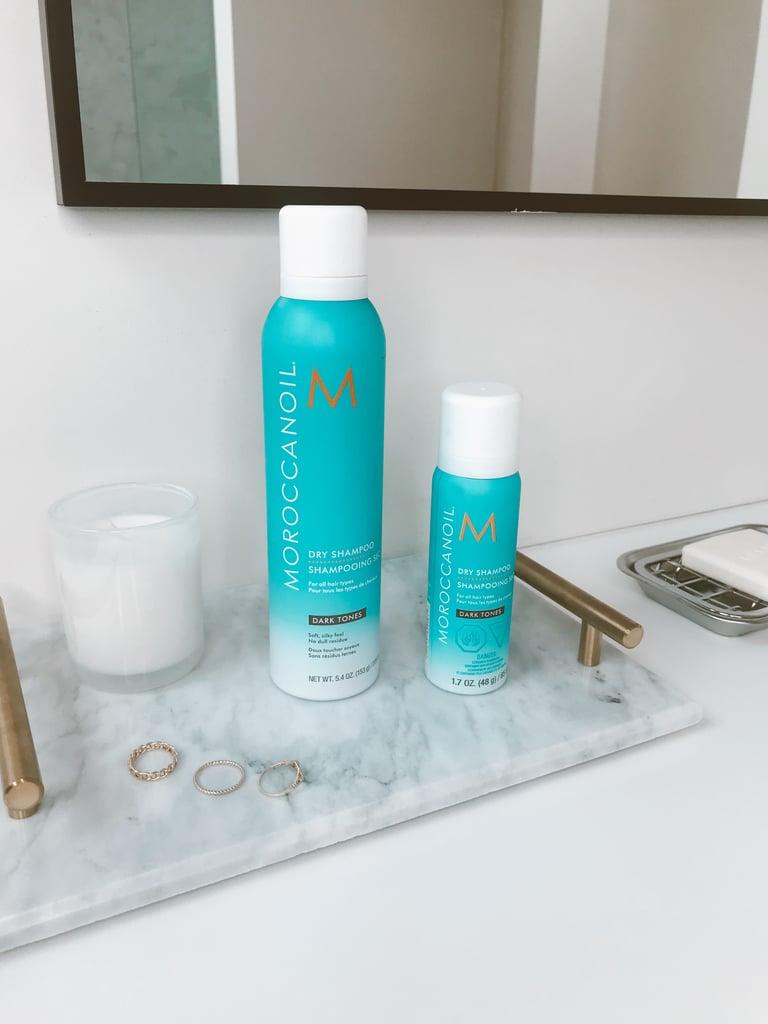 Moroccanoil Dry Shampoo Dark Tones Review