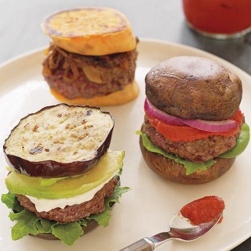 The Perfect Whole30 Burger With Vegetable Buns