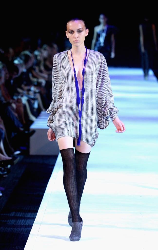 Melbourne Fashion Week: Konstantina Mittas Fall 2009