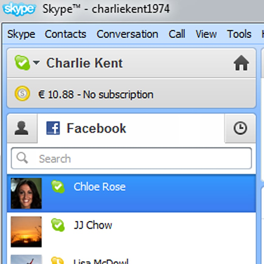 Skype contacts for sex