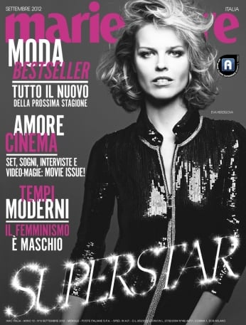Marie Claire Italia September 2012