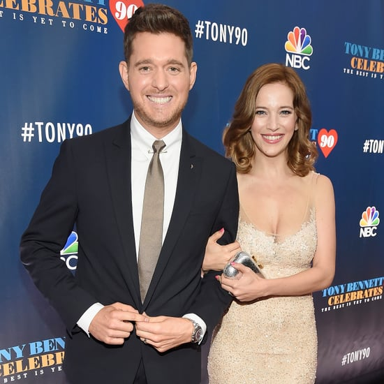 Michael Buble and Luisana Lopilato Expecting Third Child