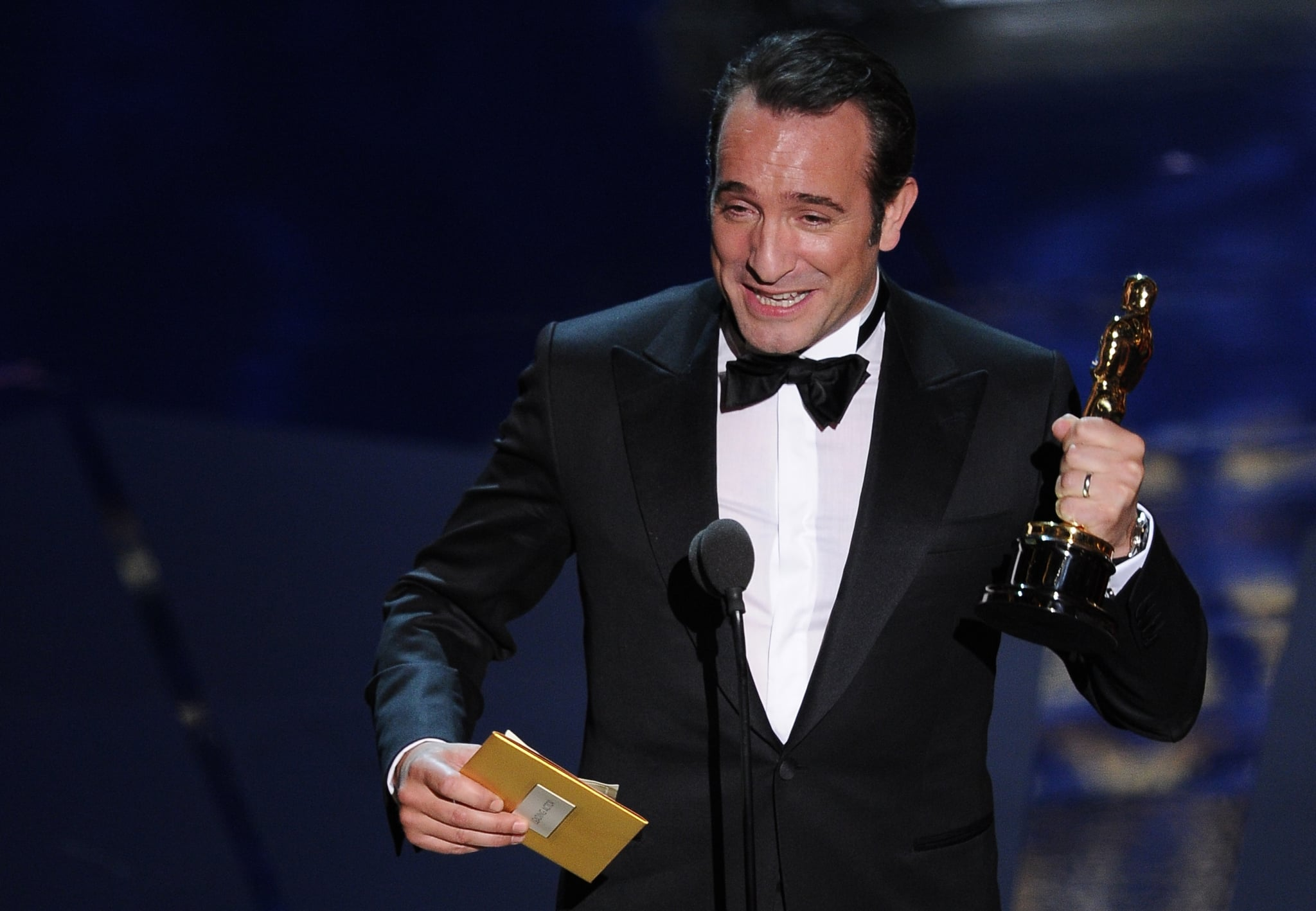 Jean dujardin did you hear that the best quotes from for Jean dujardin sex