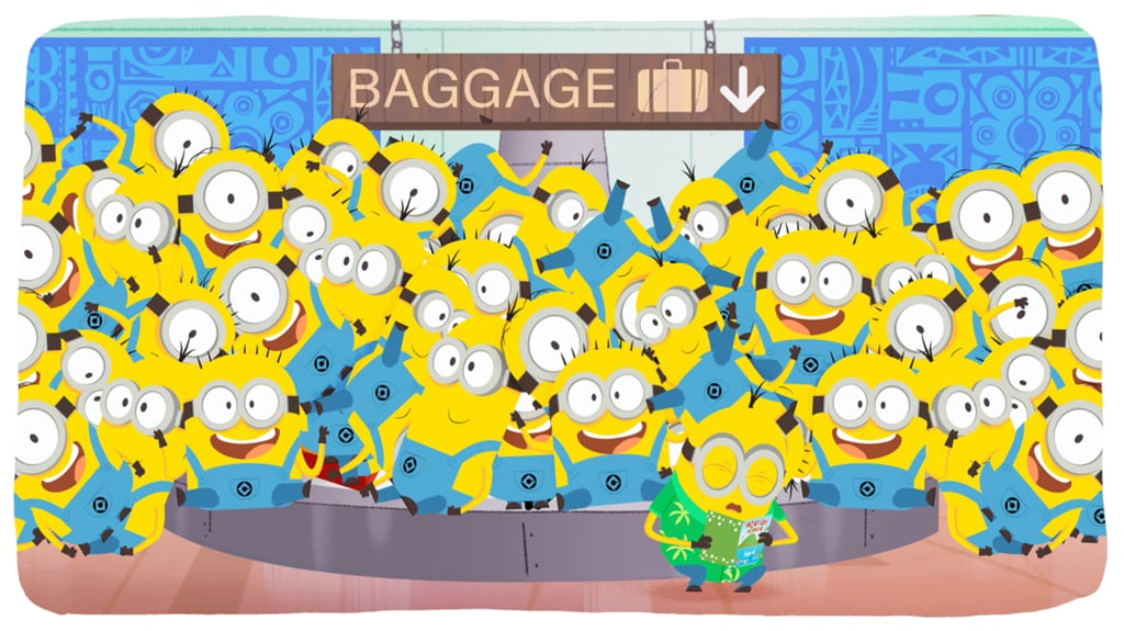 Where to Watch the Saturday Morning Minions Animated Shorts