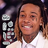 Wiz Khalifa Temporary Tattoos