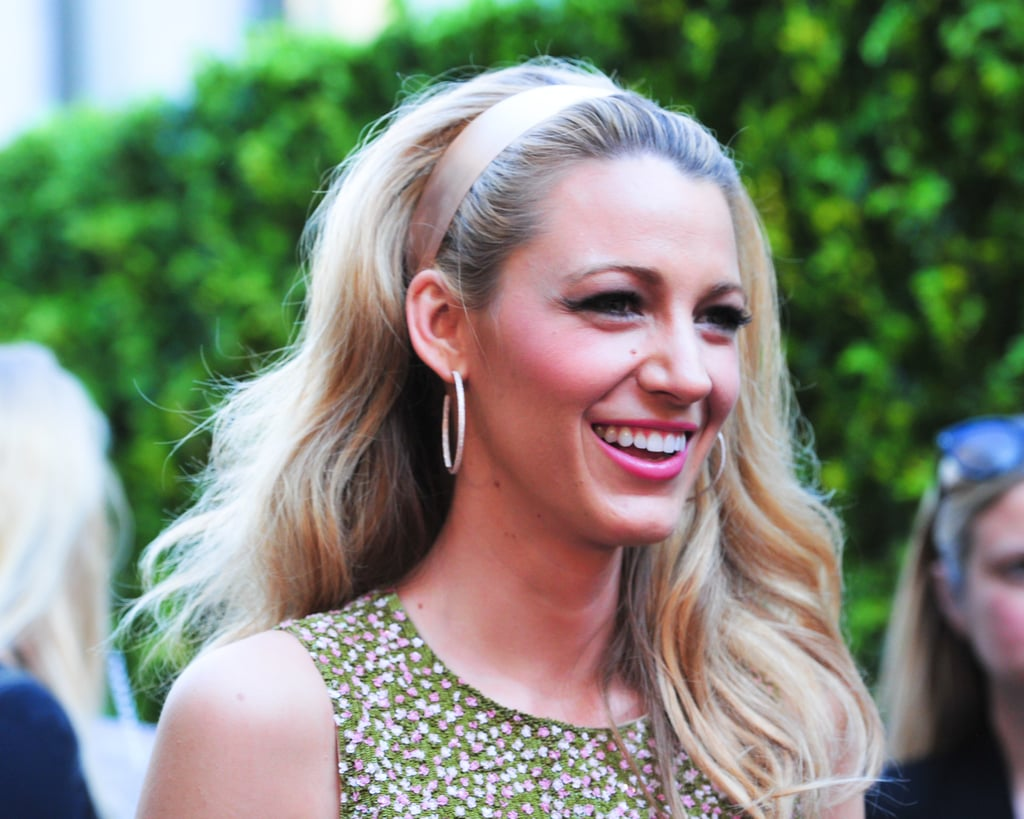 Blake Lively Brought '60s Sexiness to the CFDA Awards