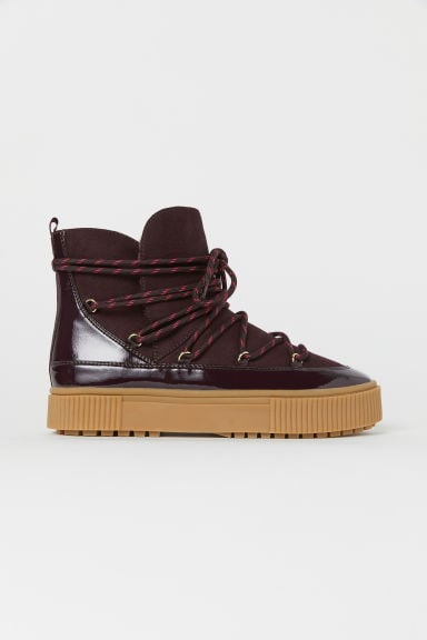 H&M Lined Boot