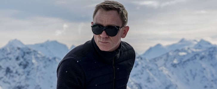Spectre First Look Picture and Video