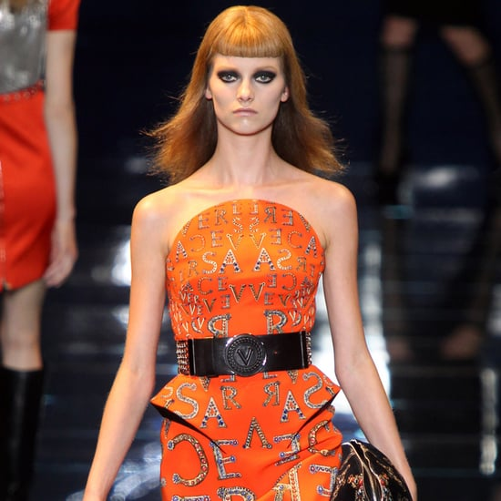 Best Style On Versace Runway At Fashion Week