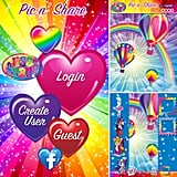Lisa Frank Pic n' Share