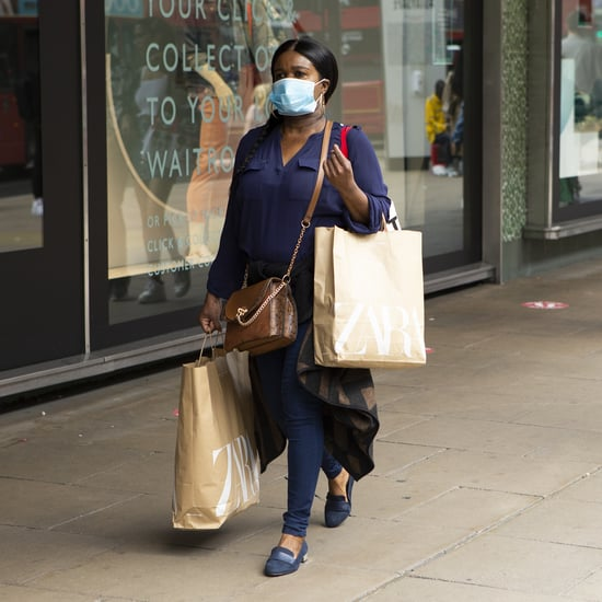 Coronavirus: Face Masks Compulsory in UK Shops From 24 July