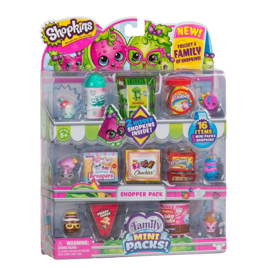 Shopkins Real Littles Shopper Pack