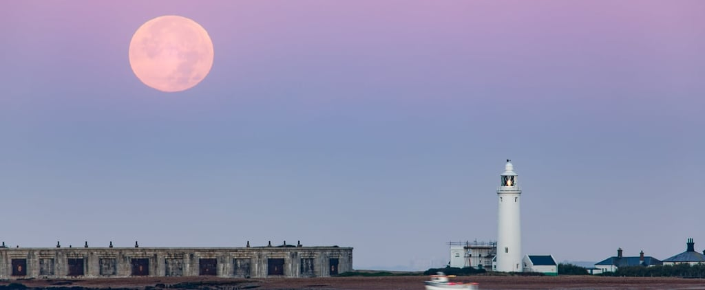 How to See the Super Pink Moon April 2021