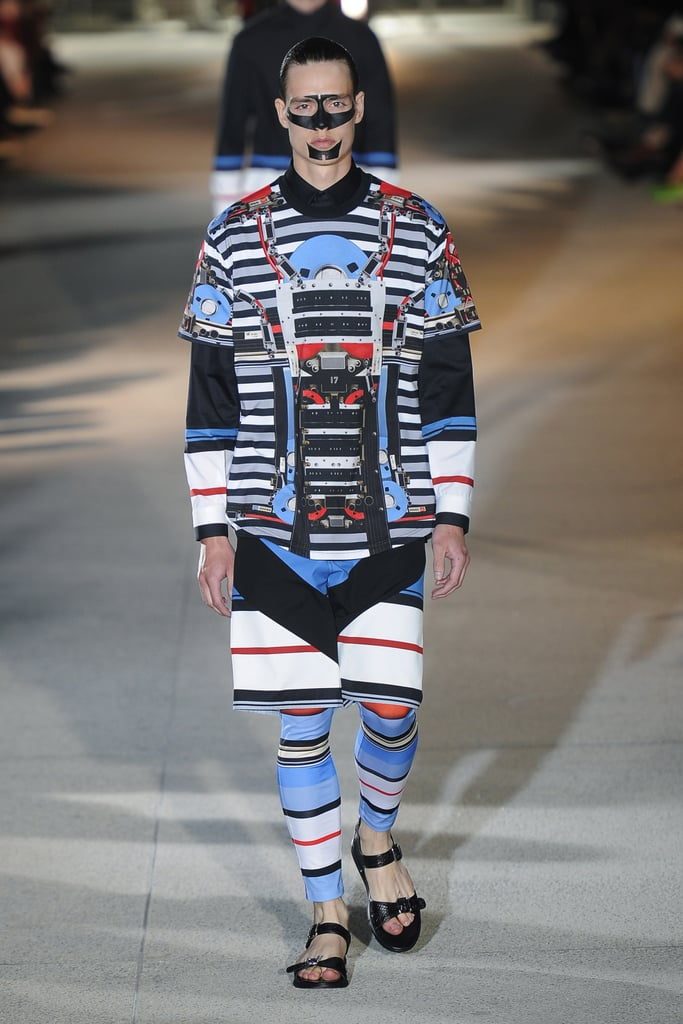 Givenchy's Tribal Style