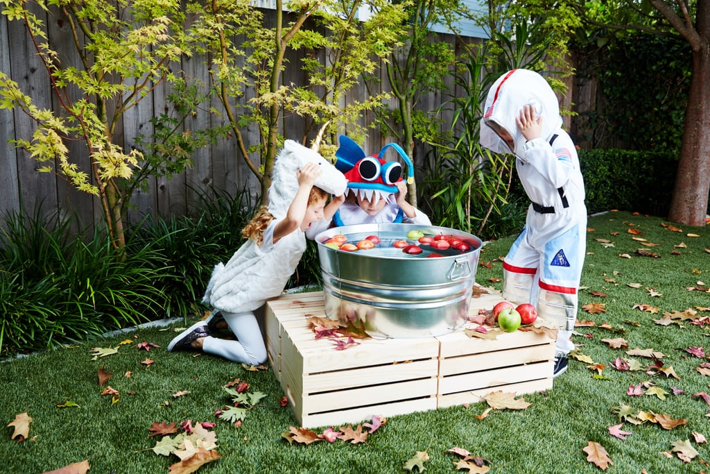 Bobbing for apples was originally a British courting ritual.