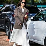 French-Inspired Style: Add a Blazer
