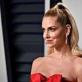 Chiara Ferragni at the 2019 Vanity Fair Oscars Party