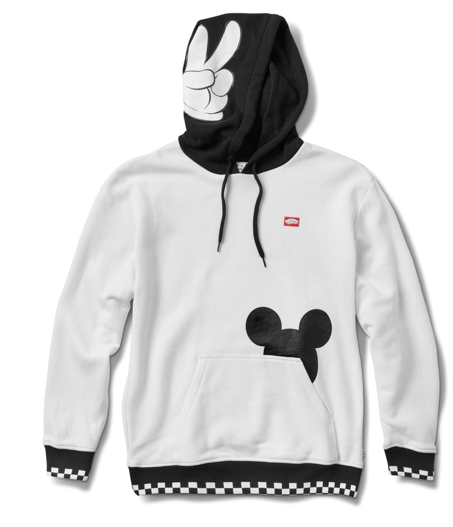 Disney x Vans Checkerboard Mickey Mouse Pullover Hoodie
