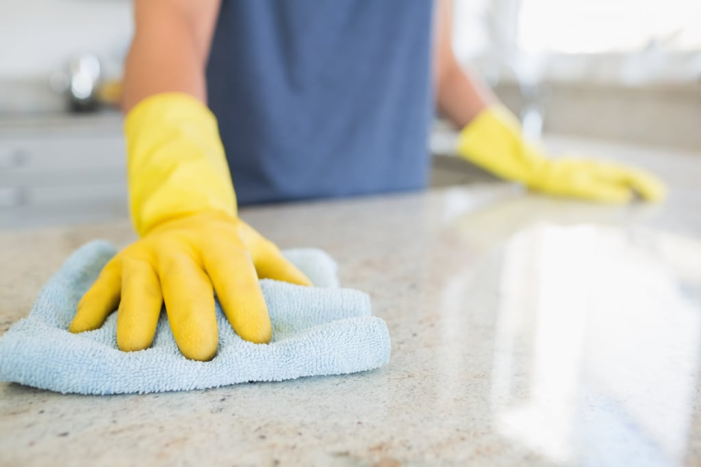 Commonly Missed Cleaning Spots