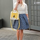 A-Line Skirts Are a Polished, Office-Appropriate Staple