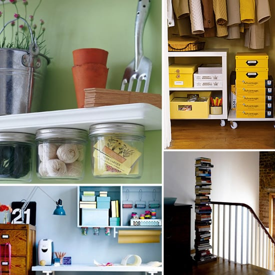 Say Good-Bye to Clutter: 11 Ideas For More Storage Space