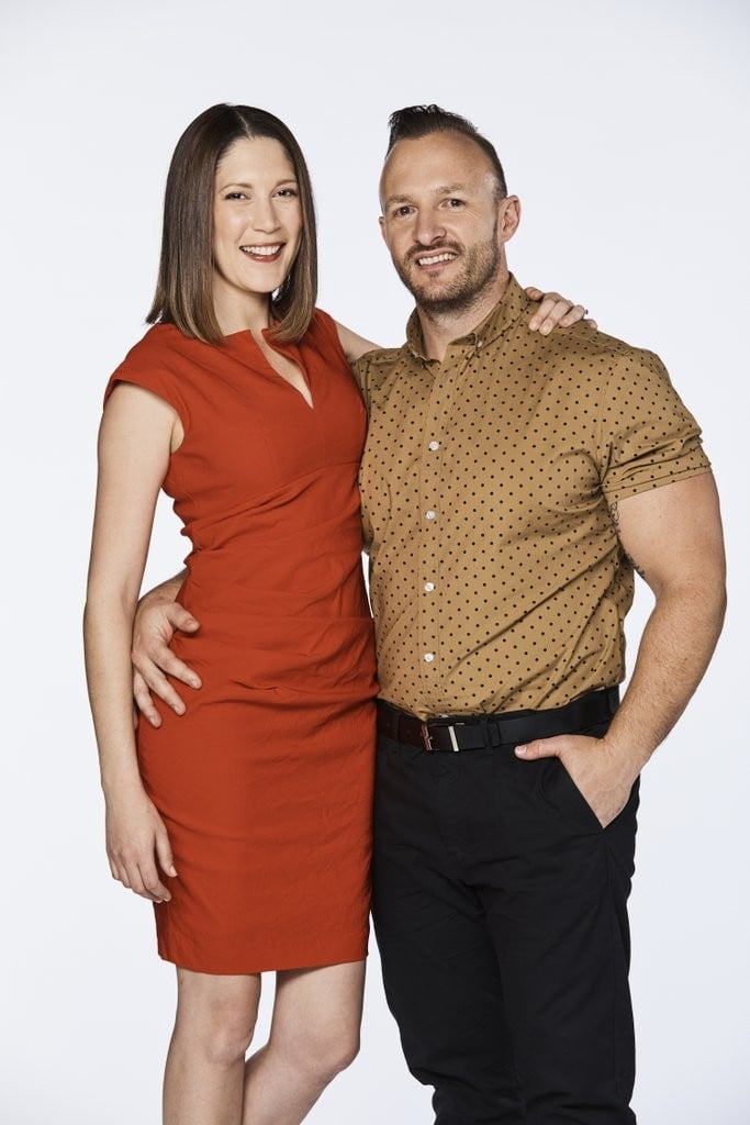 Matt and alyse my kitchen rules interview 2017 popsugar for Y kitchen rules 2018