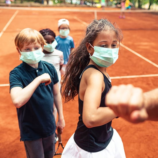 Should Kids Wear Face Masks While Playing Sports?