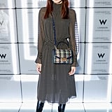 Gemma Chan at The Perception Launch