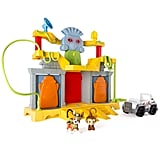 For 5-Year-Olds: Paw Patrol Monkey Temple Playset