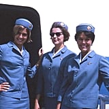 This is what the real Pan Am ladies of the '60s looked like. Source: Flickr User cheelah