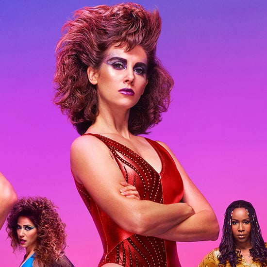 GLOW TV Show Cast in Real Life