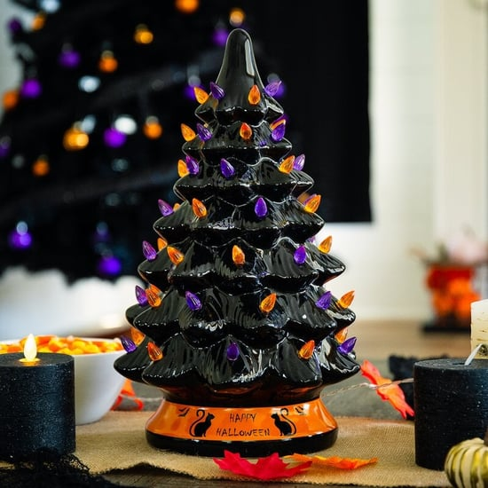 8 Ceramic Halloween Trees You Can Shop Right Now