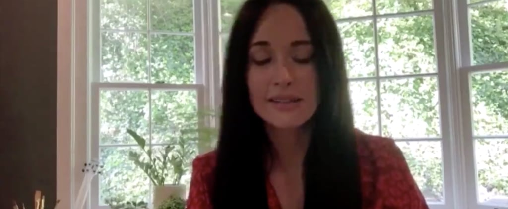 Watch Kacey Musgraves's Together at Home Performance