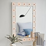 Marquee Light Mirror