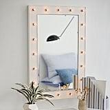 Marquee Light Mirror