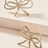 BaubleBar Bow Post Earrings