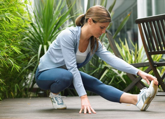 How to Stretch Your Hamstrings and Foot