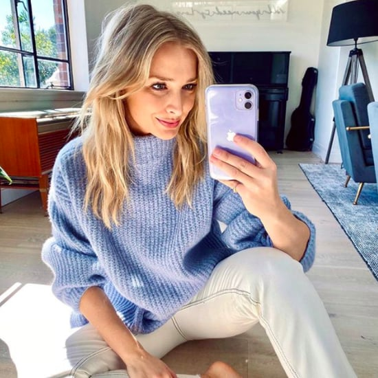 Anna Heinrich's Most Stylish Maternity Outfits