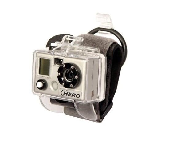 5 Megapixel Waterproof Wrist Camera