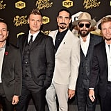 Backstreet Boys at the 2018 CMT Music Awards