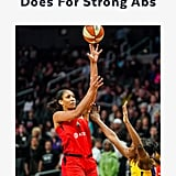 A'Ja Wilson's Favorite Ab Exercises