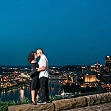 Go for a romantic nighttime stroll.