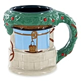 Start the morning off in a hopeful state of mind with this Snow White Wishing Well Mug ($25).