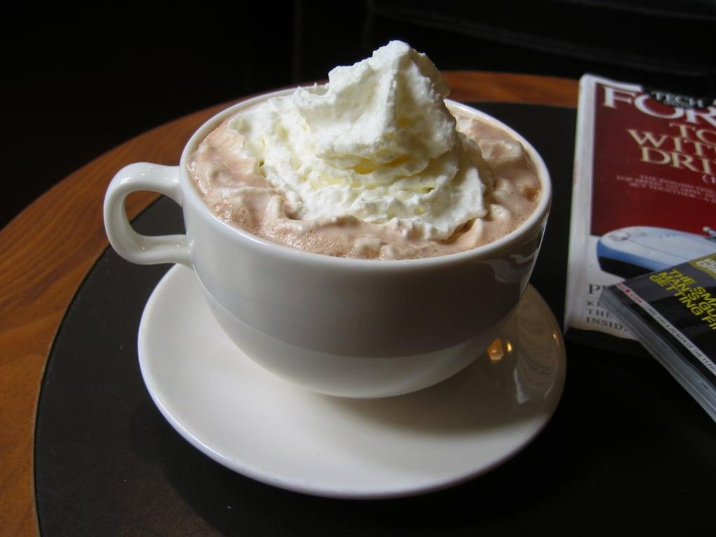 Signature Hot Chocolate ($2.95-4.10)