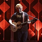 Picture: Ed Sheeran