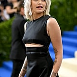 Paris Jackson's Met Gala Dress Might Have Meant More Than You Think
