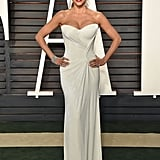 February at the Vanity Fair Oscar Afterparty in Los Angeles