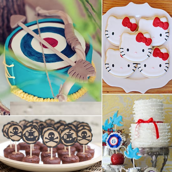 best kids birthday party ideas popsugar family